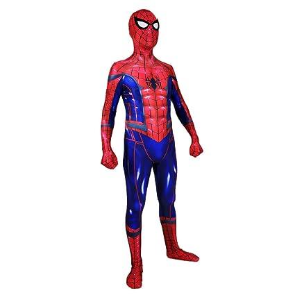 BLOIBFS Disfraz Infantil De Spider-Man, Carnaval Superhéroe ...