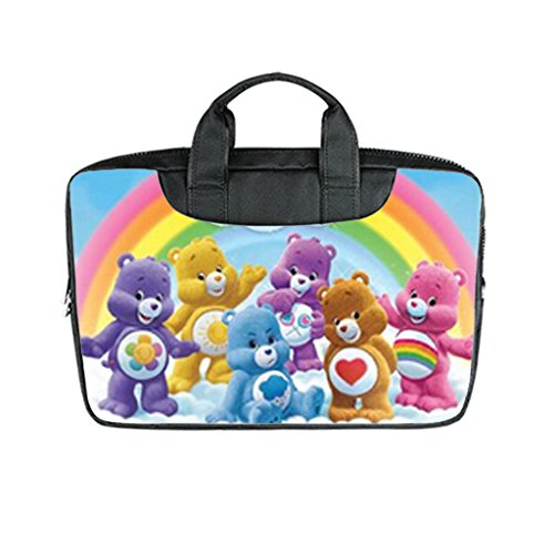 custom-care-bears-laptop-bag-case-cover-bag-water-resistant-for-laptop-15-twin-sides
