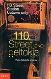 110. street-eko geltokia: 76 (Literatura)