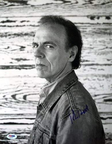 John Hiatt Autographed Signed Memorabilia 11x14 Photo Guitarist Singer Songwriter PSA/DNA