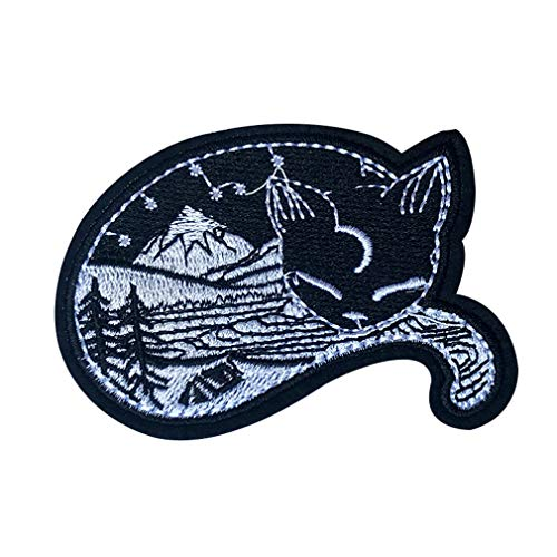 Sewing Decorative Patches
