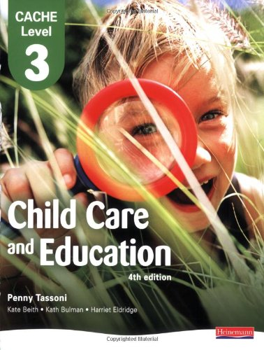Read Online CACHE Level 3 in Child Care and Education Student Book pdf