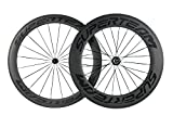 SUPERTEAM Carbon Wheelset Clincher 60/88 700C Carbon Fiber Bike Wheels