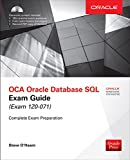 img - for OCA Oracle Database SQL Exam Guide (Exam 1Z0-071) (Oracle Press) book / textbook / text book