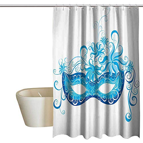 Masquerade Decorations Collection Home Decor Shower Curtain by