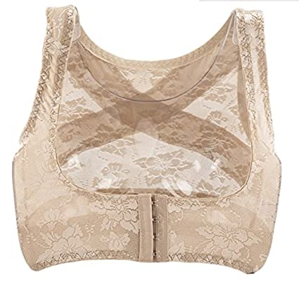 0c647a03ac289 Buy Jern Stretchable Lace Breast Push Up Brace Bra and Back Support ...