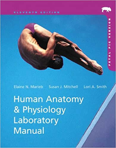 Amazon.com: Human Anatomy & Physiology Laboratory Manual, Fetal Pig ...