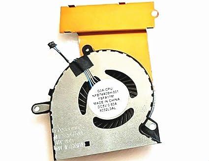 Amazon com: MAXROB Replacement Fan for HP OMEN 15-CE 17-an G3A-CPU