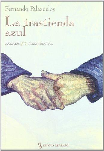 La trastienda azul (NB) por Fernando Palazuelos