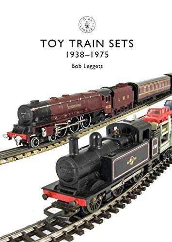 Great Toy Train Layouts - Toy Train Sets: 1938-1975 (Shire Library)