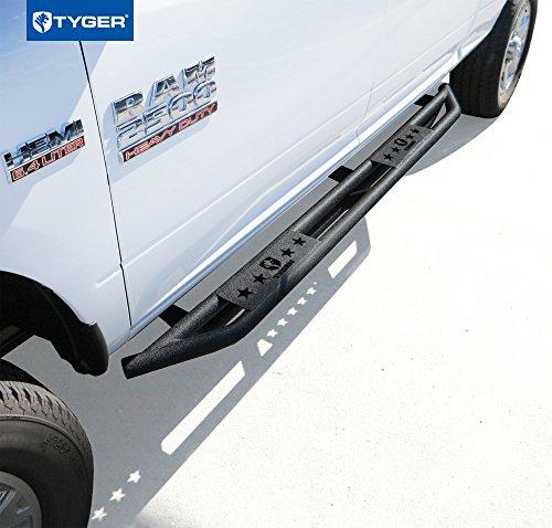 Tyger Auto TG-AM2D20078 Star Armor Kit for 2009-2018 1500 2010-2019 Ram 2500/3500 Crew Cab ...