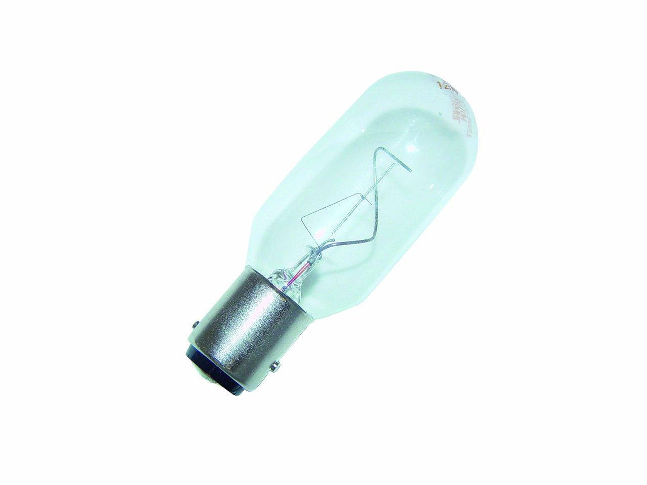 Aqua Signal 12V/25W 15D Bayonet Navigation Light Bulb
