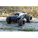 FMTStore 42+kmh 1/12 Scale RTR Remote control Brushed Electric RC Car 2.4Ghz 2WD High Speed Remote Controlled Car Truck