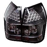 Spyder Dodge Magnum 05-08 LED Tail Lights - Black