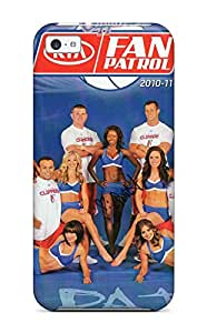 Jon Bresina's Shop los angeles clippers cheerleader nba NBA Sports & Colleges colorful iPhone 5c cases 2219043K268708752