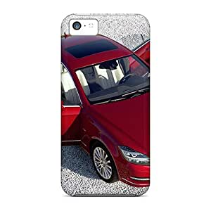 Fashionable Style Case Cover Skin For Iphone 5c- Mercedes Benz Cls350 C218 '2010