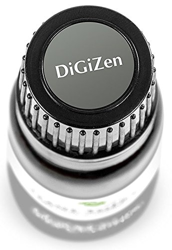Plant Therapy DiGiZen (Formerly Digest Aid) Synergy Pre Diluted Essential Oil Roll On. Ready to use! Blend of: Peppermint, Anise, Ginger, Tarragon, Fennel and Lemongrass. 10 ml (1/3 oz).