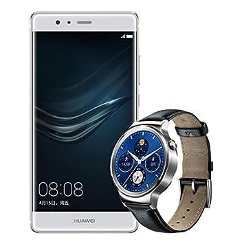 EMUI 4.1 Huawei P9 3GB RAM 32GB ROM Smartphone Plata and ...