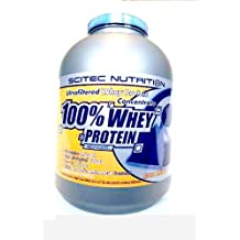 Scitec Nutrition 100% Whey Protein Shake - 2350g, Milk Chocolate by Scitec Nutrition