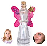 Fairy Magic - Face & Body Glitter-Star Wand Applicator-Glitter Tatoo (Opalescent)