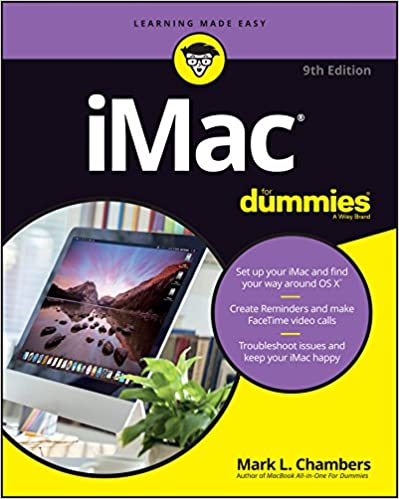 Imac for dummies mark l chambers 9781119241546 amazon books imac for dummies 9th edition fandeluxe Gallery