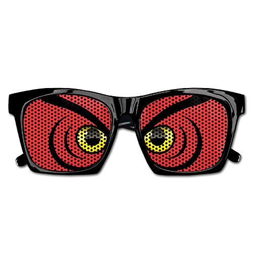 Xing Stars Colorful Summer Unisex Owl Eyes Fashion Party Costume (Owl Glasses Costume)