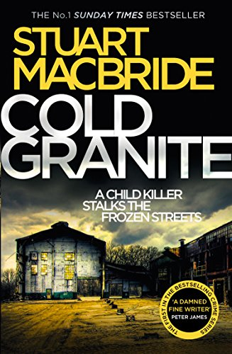 Cold Granite (Logan McRae, Book 1) cover