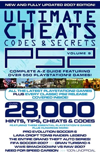 Ultimate Ps2 Cheats Codes And Secrets V 9 9780955163937