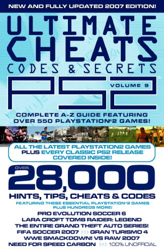 Read Online Ultimate PS2 Cheats, Codes and Secrets: v. 9 pdf