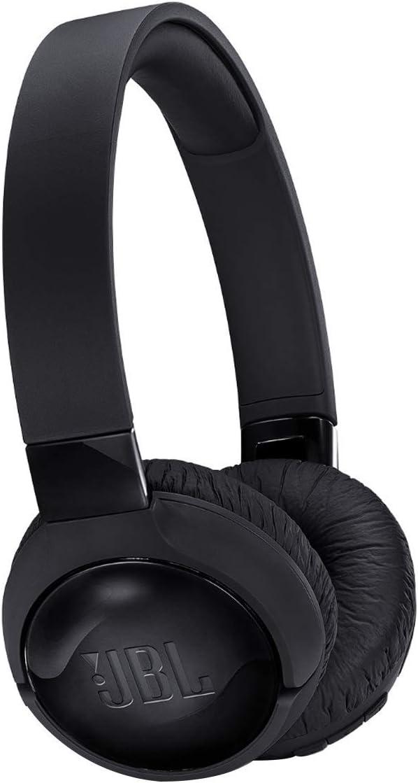 JBL Tune 600BTNC - Auriculares (Inalámbrico y alámbrico, Diadema, Binaural, Circumaural, 20-20000 Hz) Negro