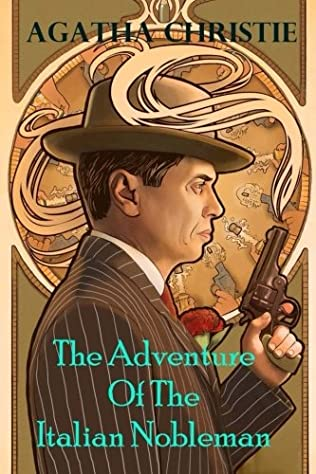 book cover of The Adventure of the Italian Nobleman