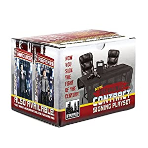 Contract Signing Playset for WWE Wrestling Action Figures