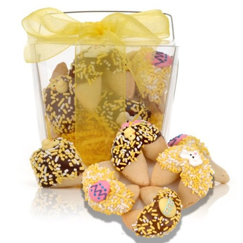 - Six Easter Fortune Cookies Gift Box