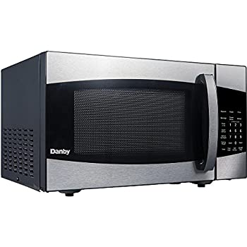 Amazon Com Danby Products Dmw09a2bssdb 99ld Microwave
