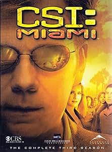 CSI: Miami - The Complete 3rd Season