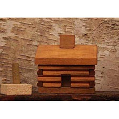 Paine's Cabin Burner With 10 Fir Balsam Incense Logs