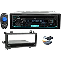1997-2002 JEEP WRANGLER TJ JVC Stereo/Receiver/CD Player Factory Replacement