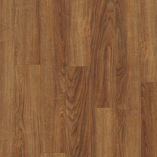 COREtec Plus 5' Plank Dakota Walnut 50LVP507 WPC Vinyl Flooring -...