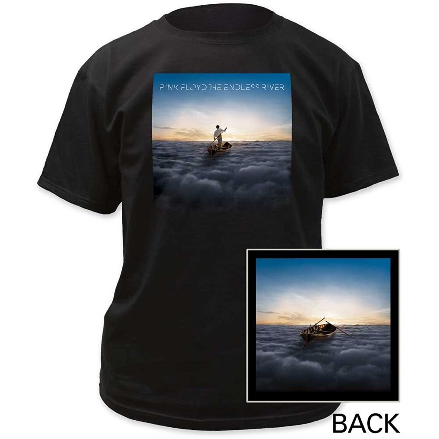 Pink Floyd - Mens The Endless River Adult T-Shirt