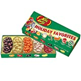 Jelly Belly Holiday Favorites Five Flavor Gift Box