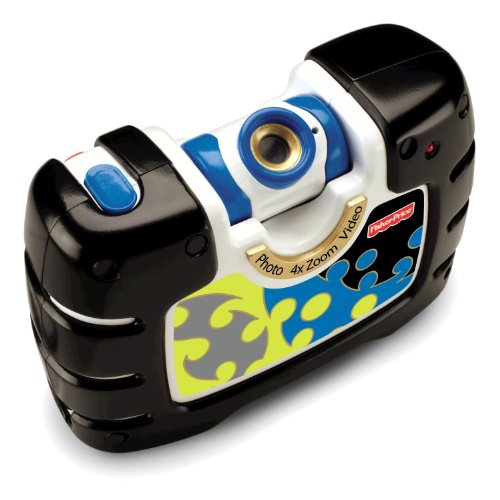 Fisher-Price Kid-Tough See Yourself Camera, Black ()
