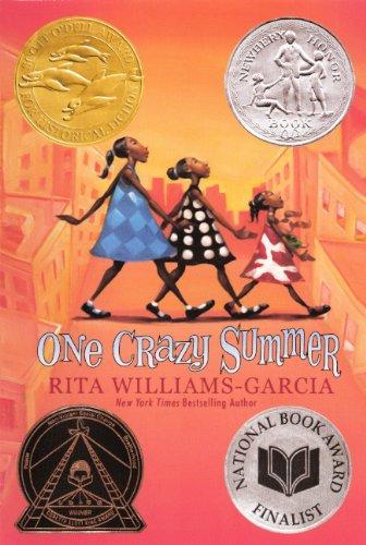 Read Online One Crazy Summer (Turtleback School & Library Binding Edition) PDF
