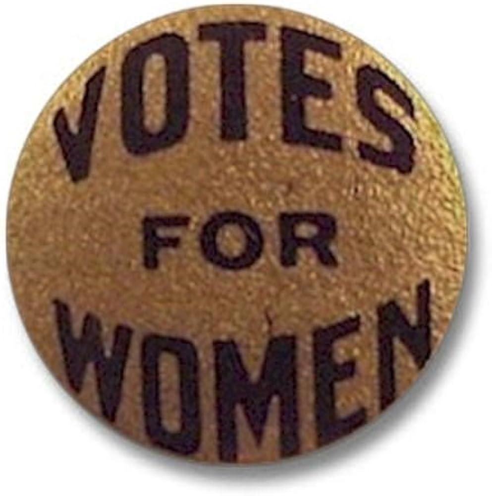 Amazon Com Cafepress Votes For Women 1 Round Mini Button Clothing