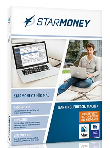 Star Finanz StarMoney 2 für Mac