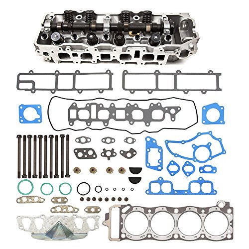 Complete Cylinder Head - 6