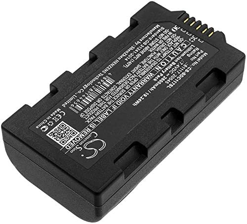 KML Replacement Battery for Sokkia 20545 61117