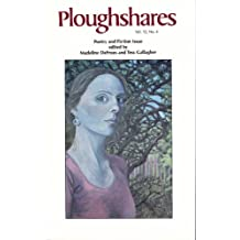 Ploughshares Winter 1986 Guest-Edited by Madeline DeFrees and Tess Gallagher