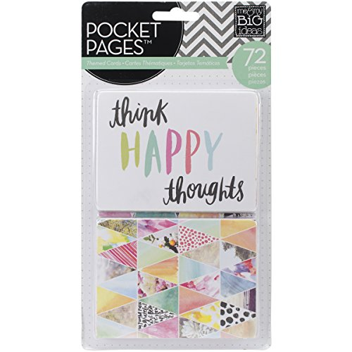 - Me & My Big Ideas TPC-31 Pocket Pages Themed Cards 3