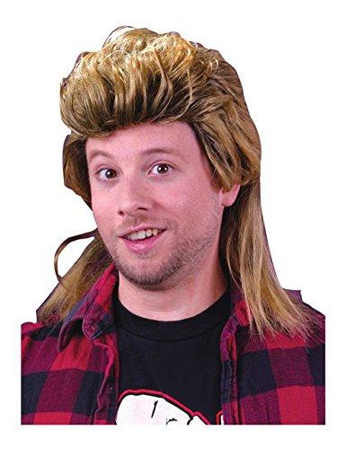 Forum Novelties Long Mullet Wig Costume