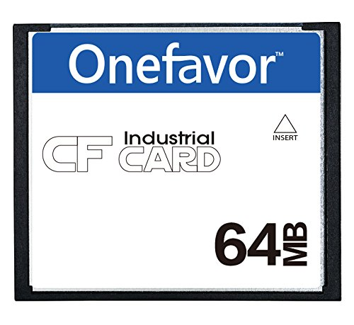 (onefavor 64MB Compact flash card industrial grade CF)